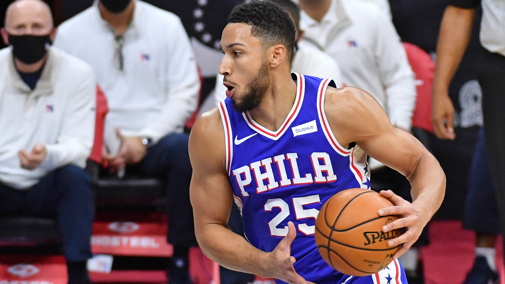 New Coach Same Question Does Ben Simmons Need To Change His Game Nba Com