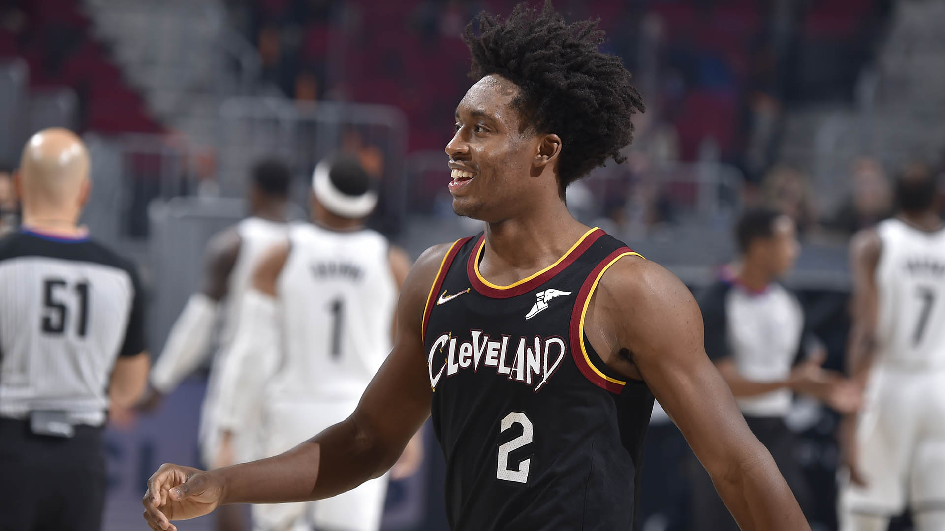 Collin Sexton's stock rises as he leads Cavaliers to playoff contention