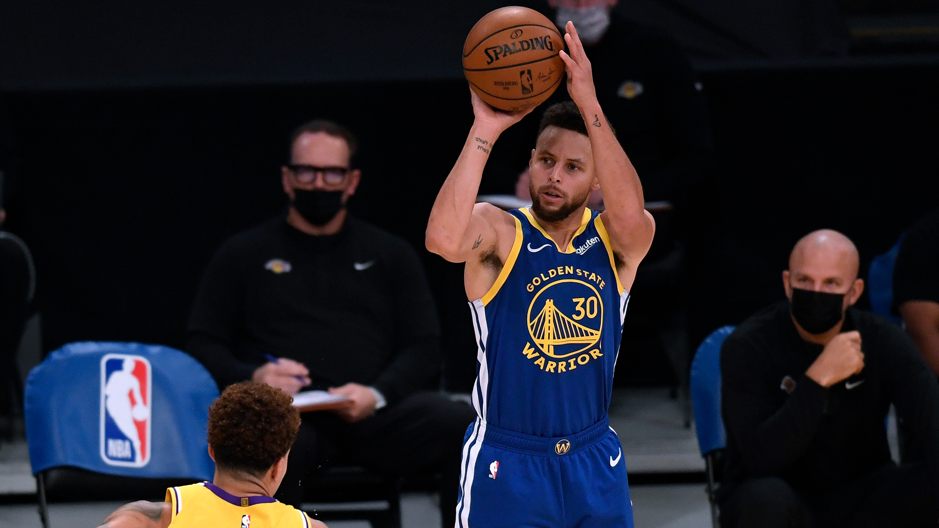 Stephen Curry set to pass Reggie Miller for No. 2 all-time in 3-pointers made