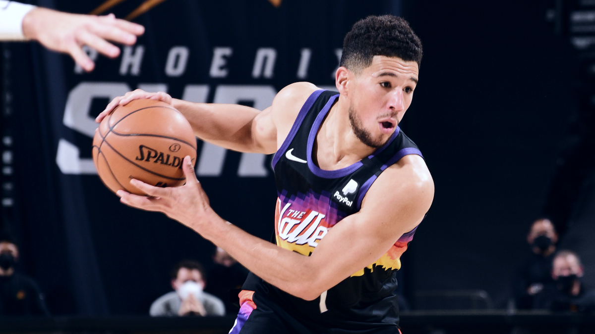 Devin Booker ruled out vs. Nuggets with left hamstring injury