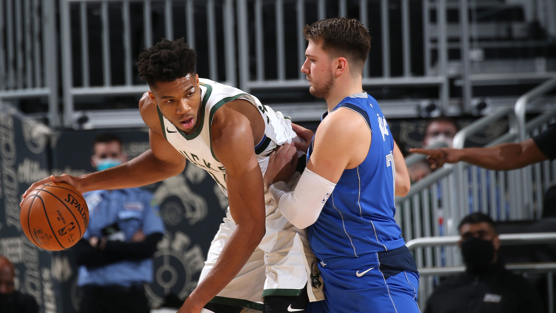 5 Stats To Know As Bucks, Mavs Square Off