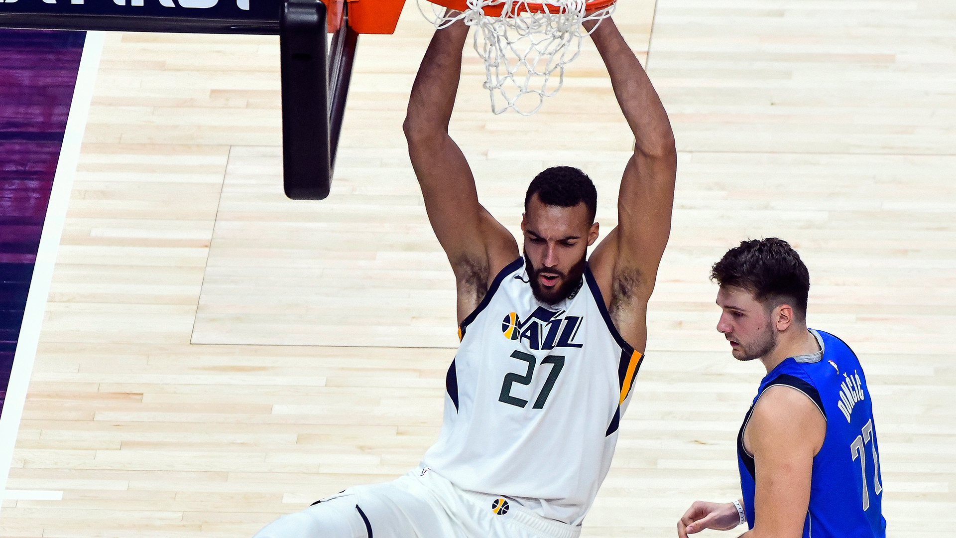 'Different vibe' to Jazz as their win streak reaches 10