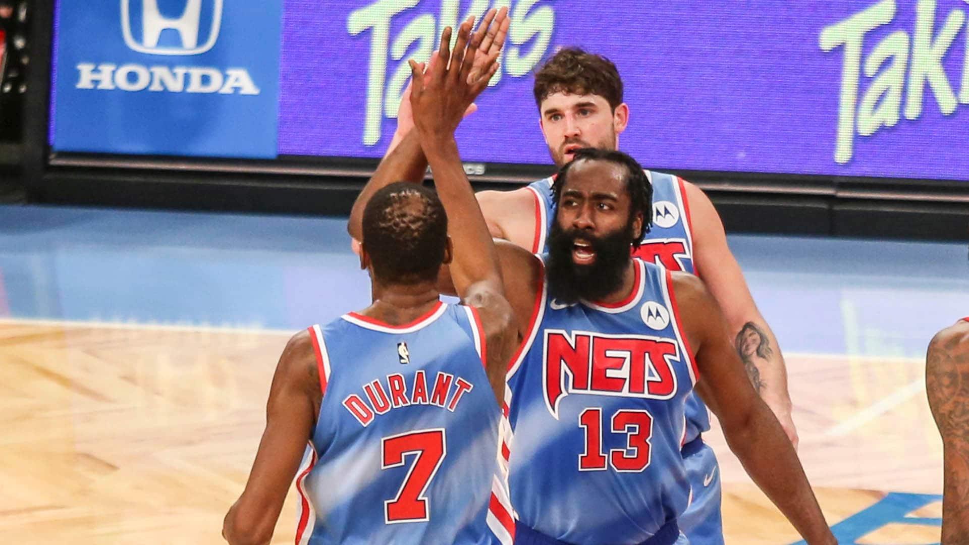 2021 Midseason report: Brooklyn Nets