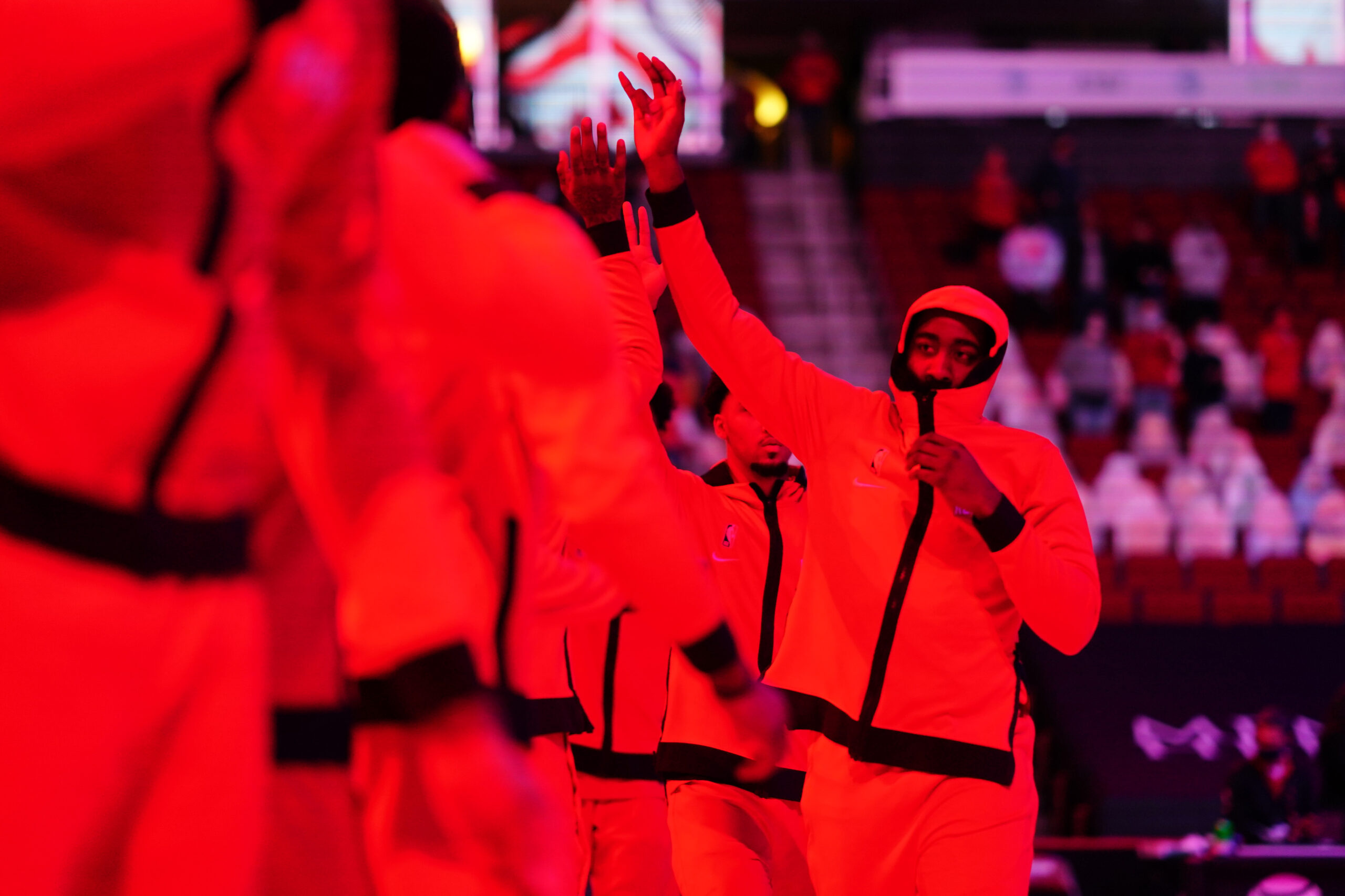 A timeline of James Harden's final 24 hours in Houston