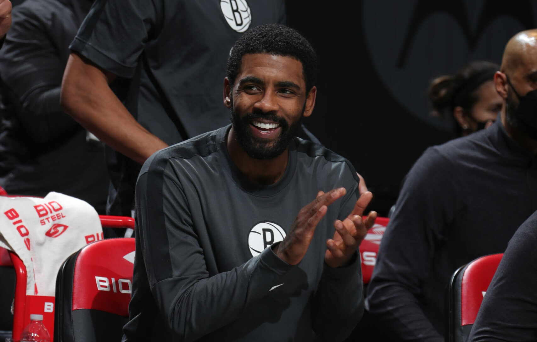 Nets, NBA reviewing Kyrie Irving's actions after video of party
