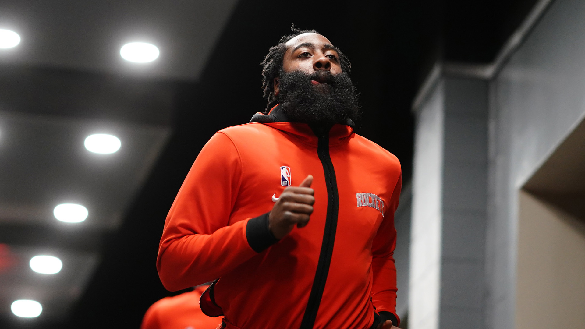 James Harden says he wasn't being disrespectful to Rockets