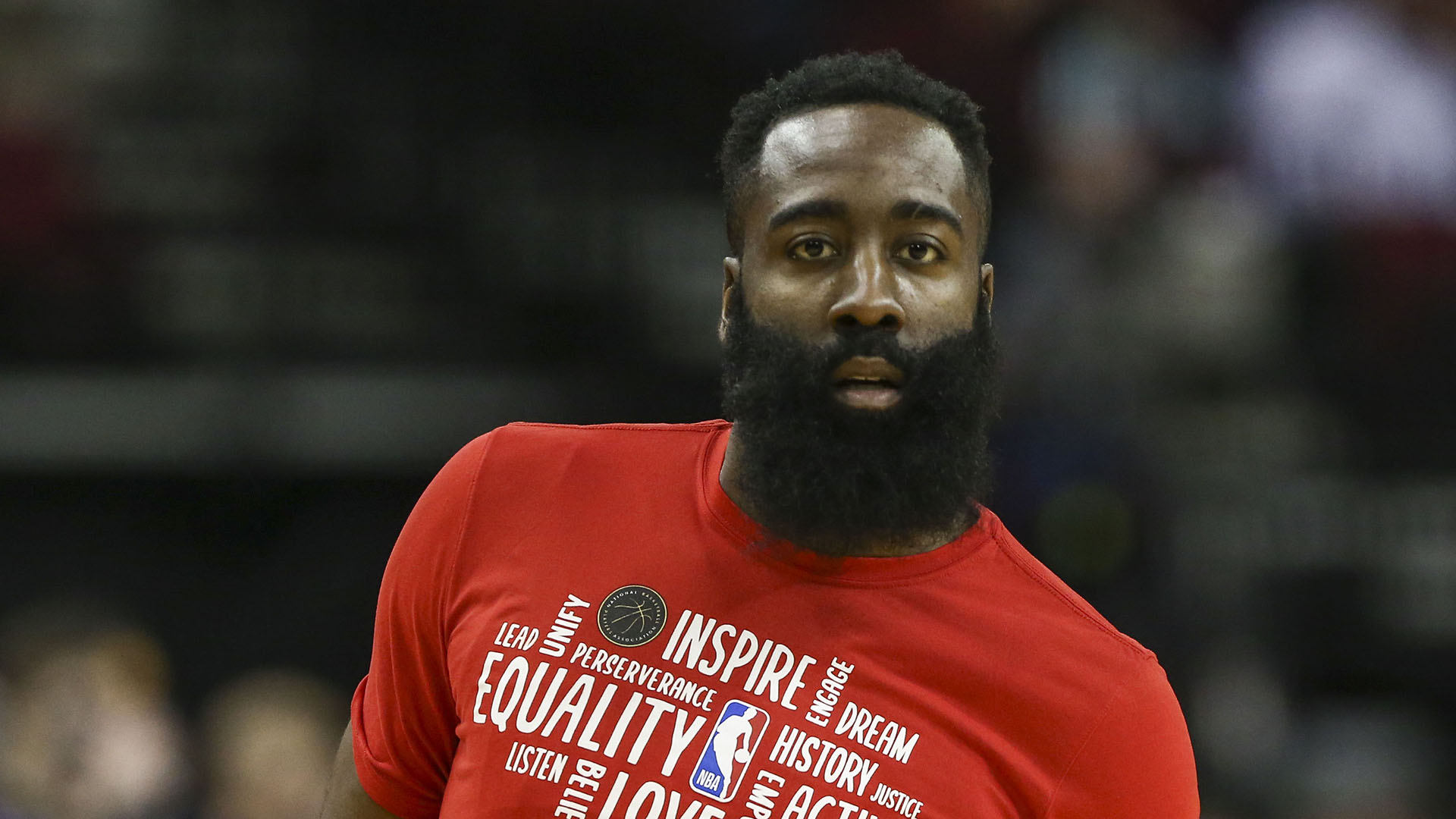 Harden Says He Wasn't Disrespectful To Rockets