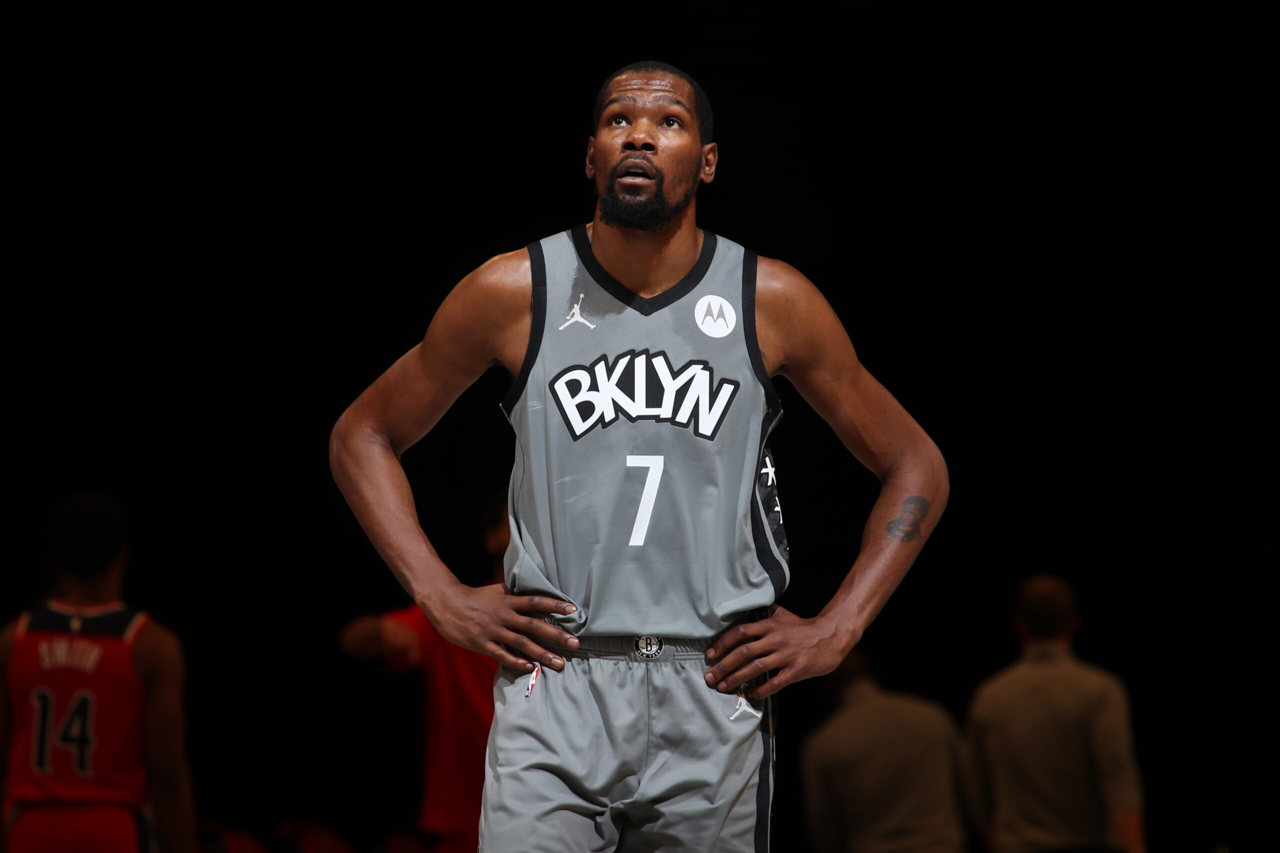 Kevin Durant out vs. Jazz due to health and safety protocols