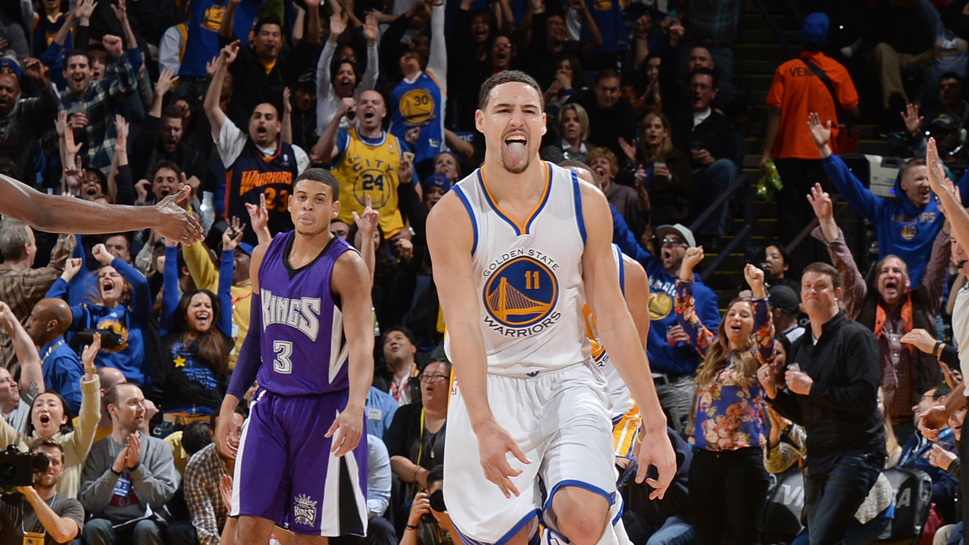 On This Date: Thompson Erupts For 37 In 3rd Quarter