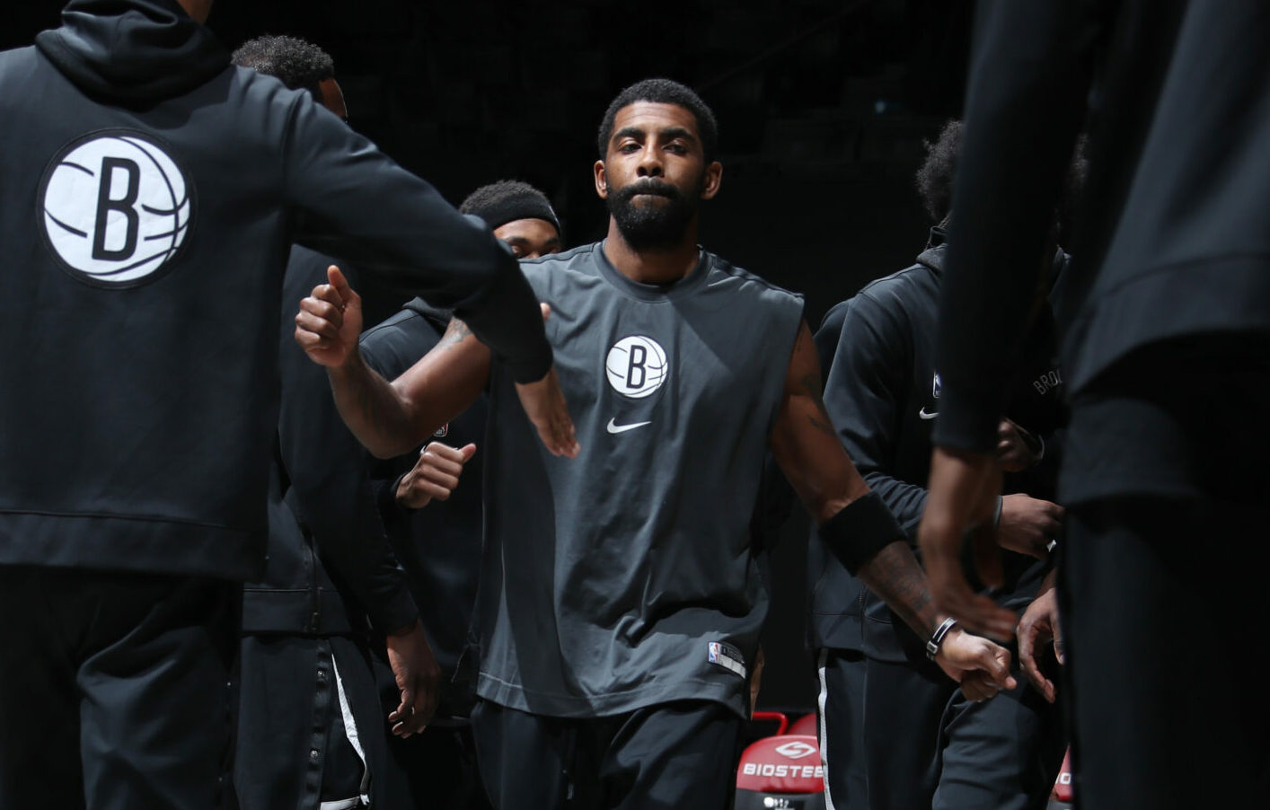 Kyrie Irving returns to practice; Steve Nash expects him to play Wednesday