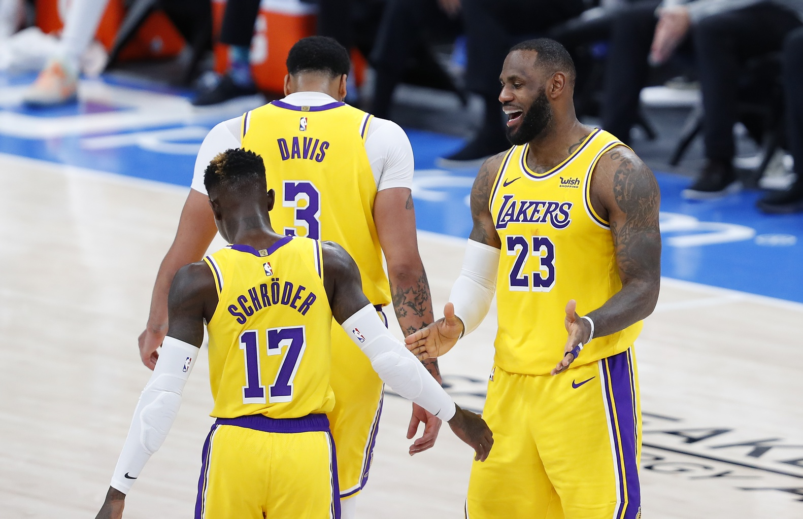 Power Rankings, Week 5: Lakers, Bucks hold top spots before matchup this week