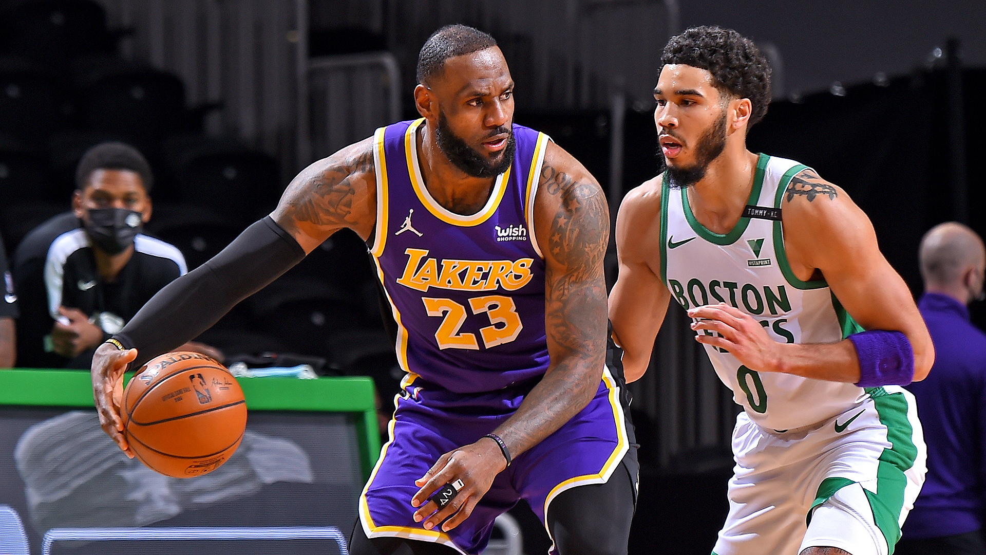 10 takeaways as Lakers edge Celtics in early-season clash