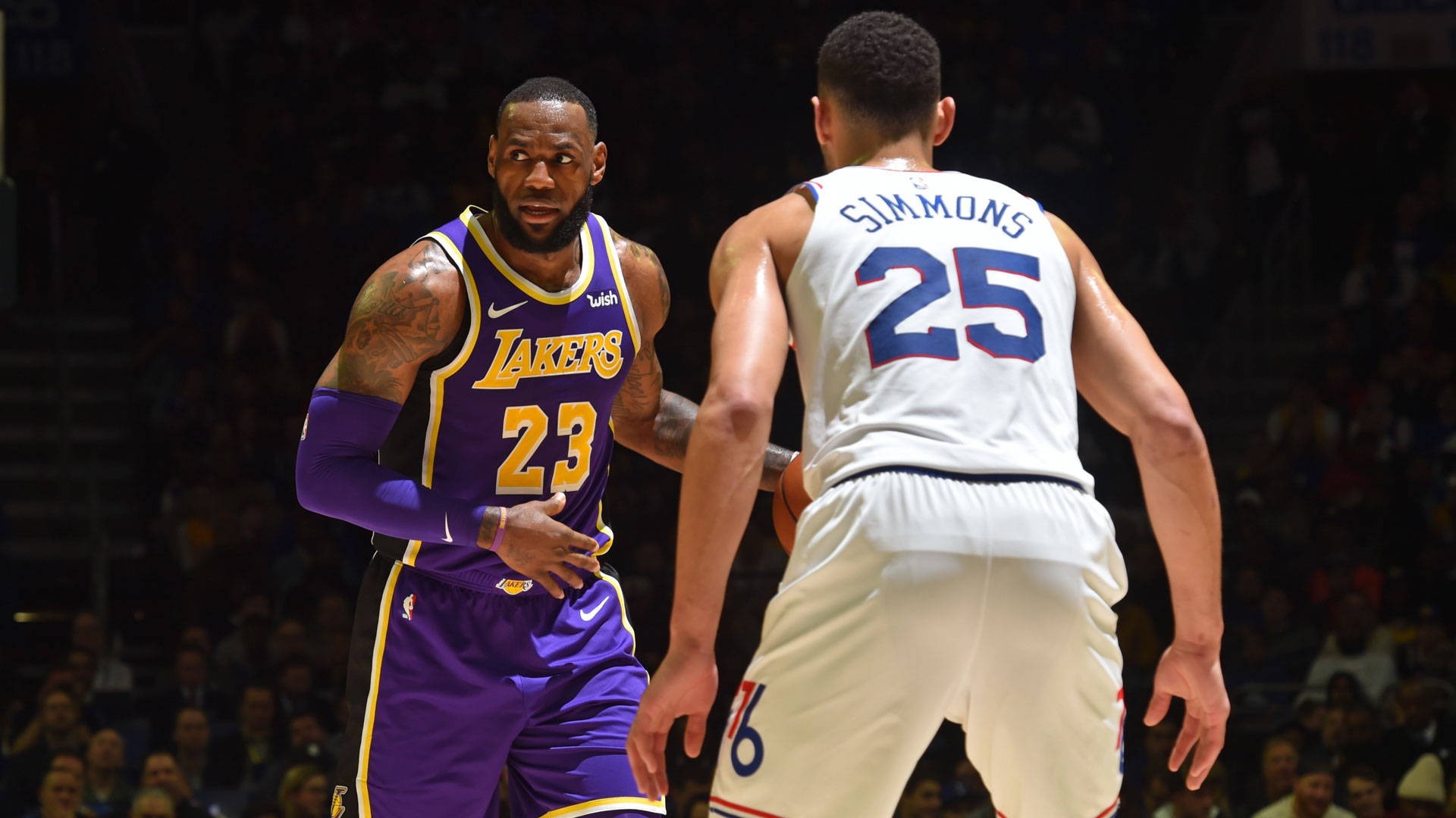 Tune-In Tidbits: Lakers vs. Sixers and Wolves vs. Warriors on ESPN