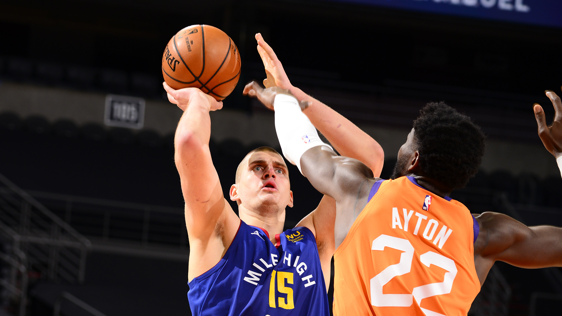 Nuggets Rally In 2nd Half, Drop Suns In Overtime
