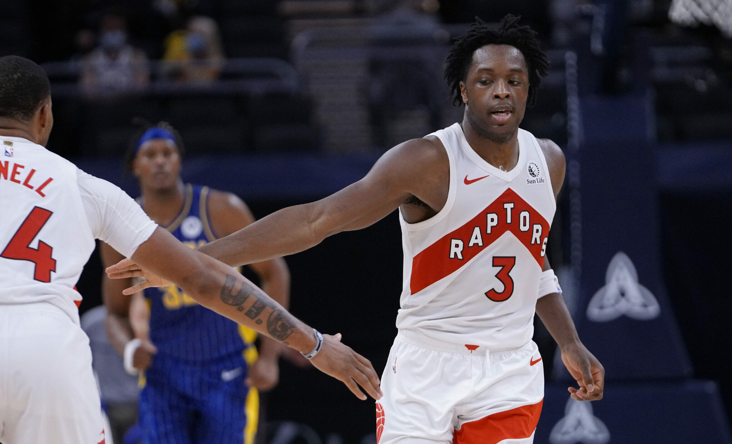 Anunoby Scores 30 As Raptors Hold Off Pacers