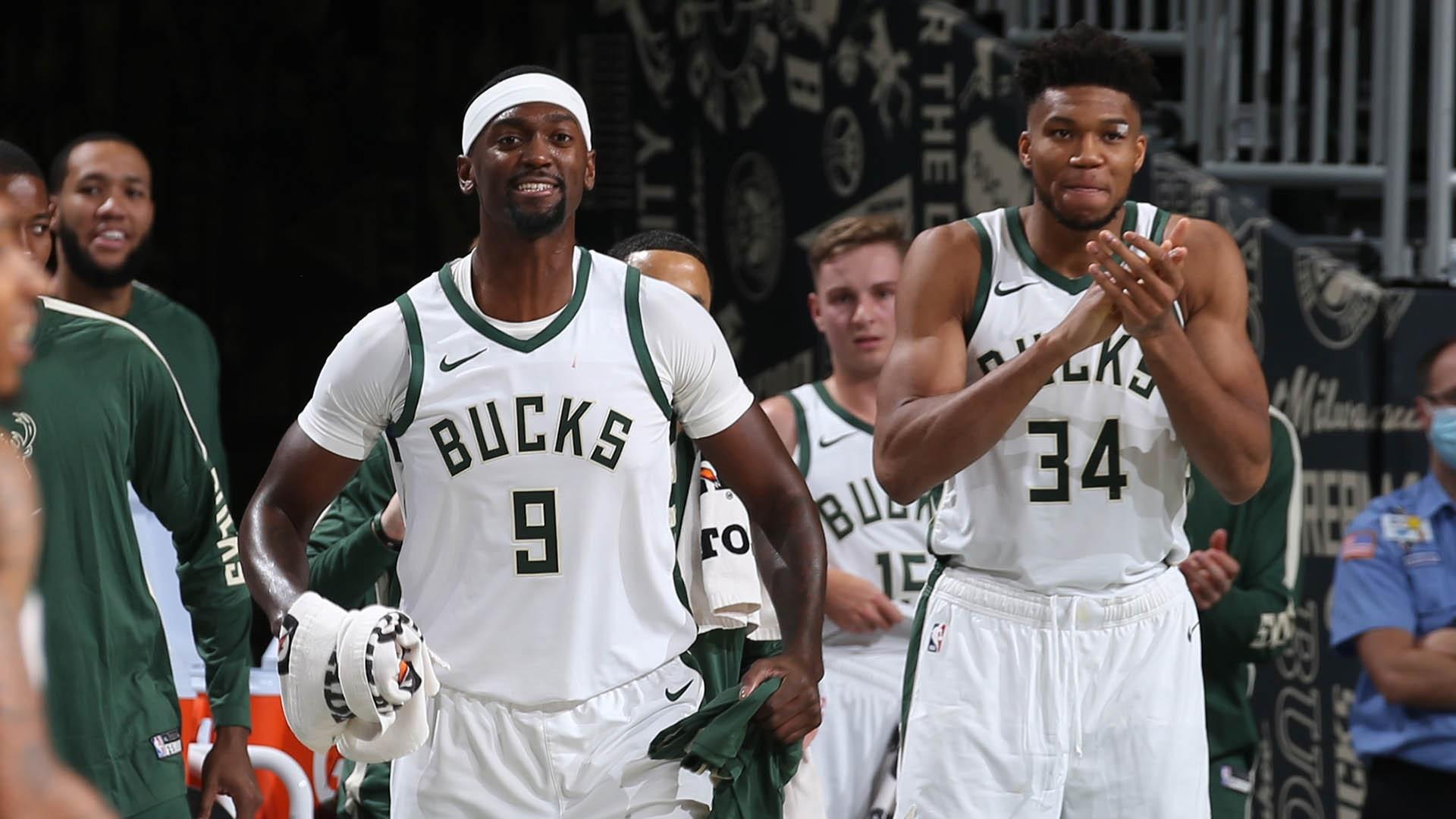 Power Rankings Notebook: Bucks' Tweak Paying Off