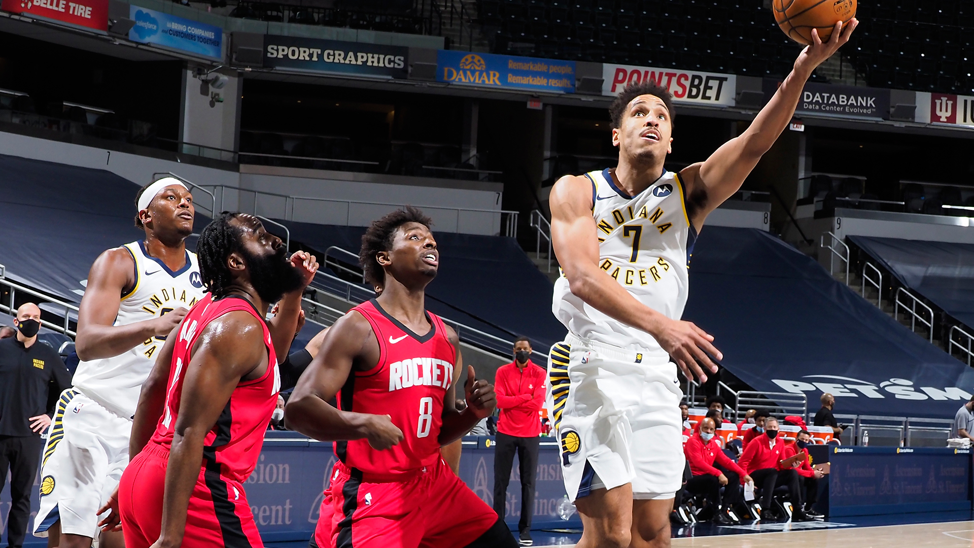 Game Recap: Pacers 114, Rockets 107