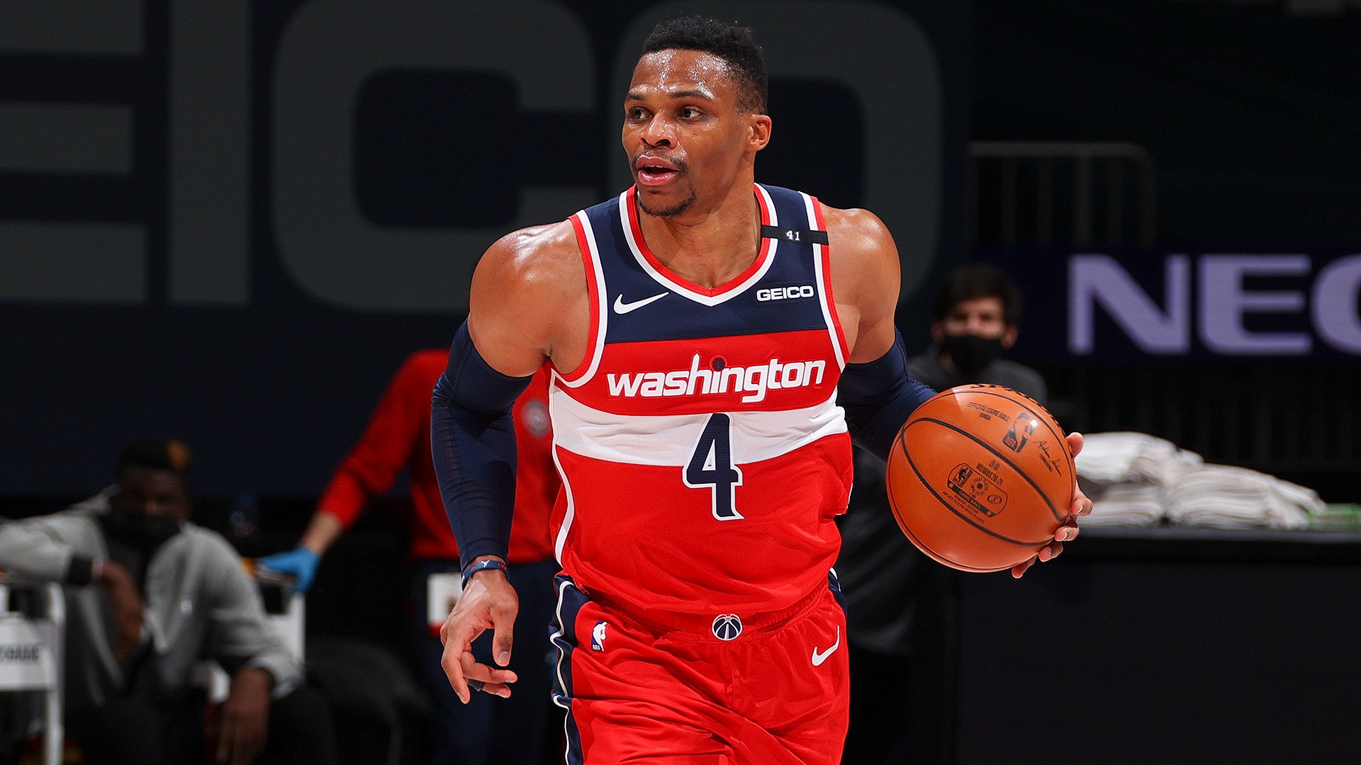 Russell Westbrook rises to 13th all-time in assists