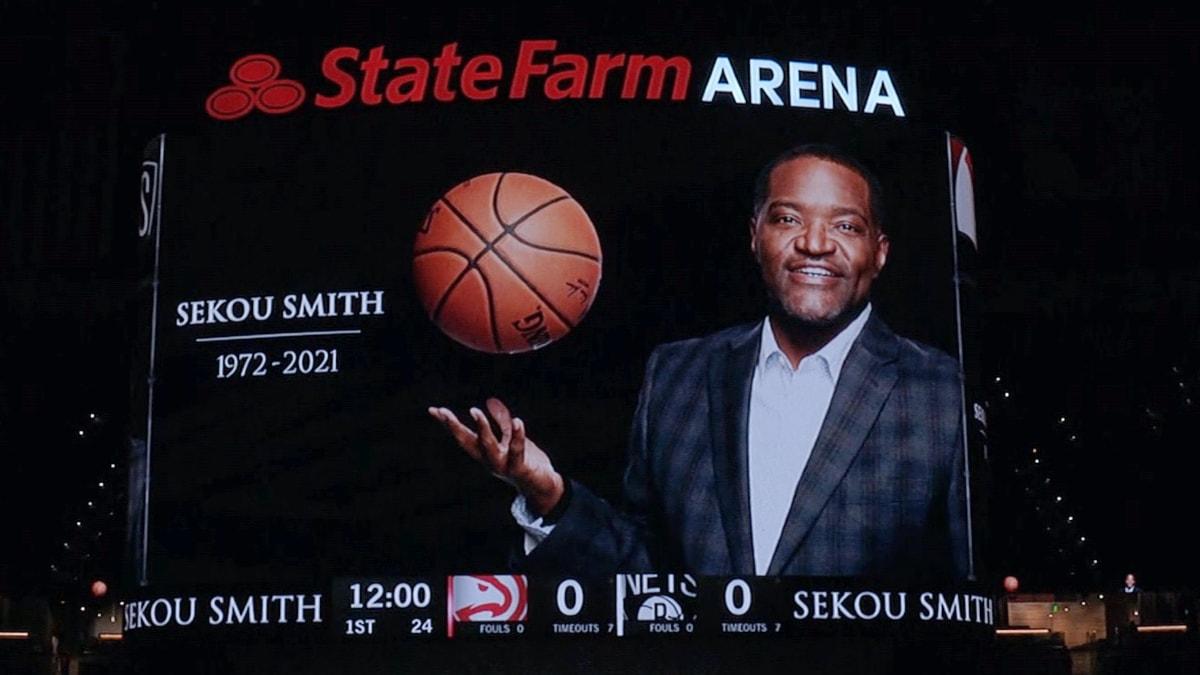 Hawks announce trio of tributes to Sekou Smith