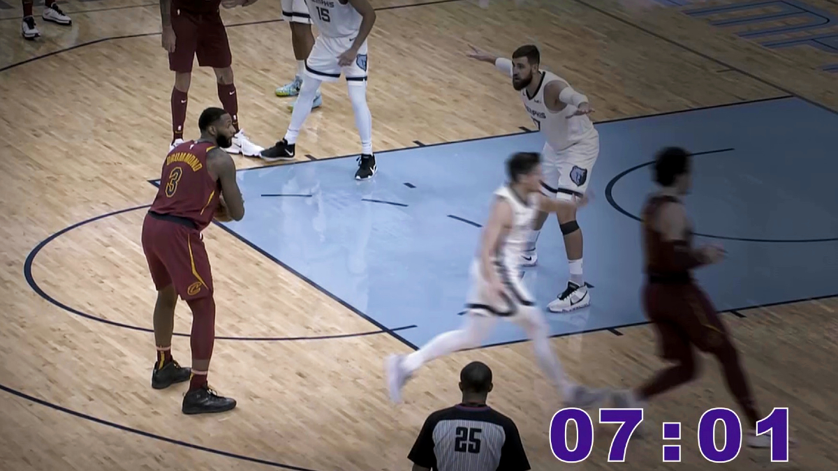 Shaqtin' A Fool: Drummond's unreal isolation move
