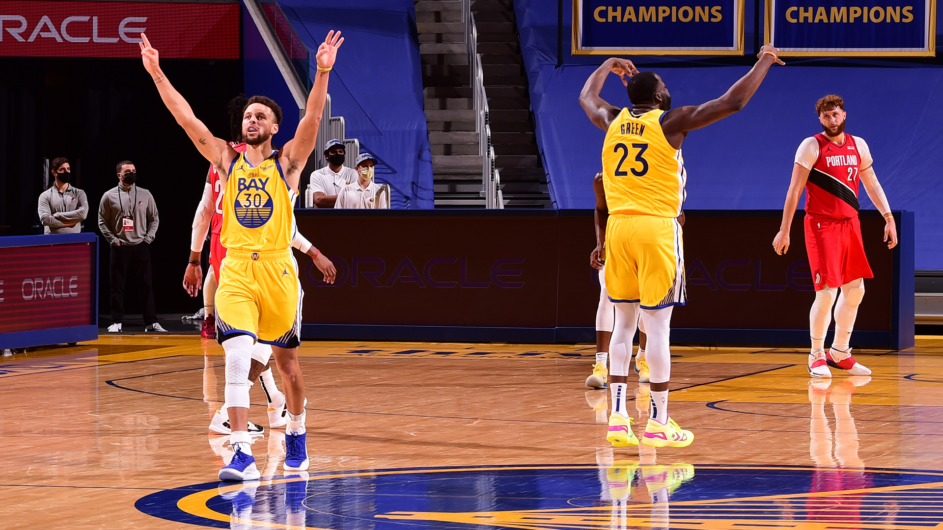 Stephen Curry proves he's still a game changer in 62-point outburst