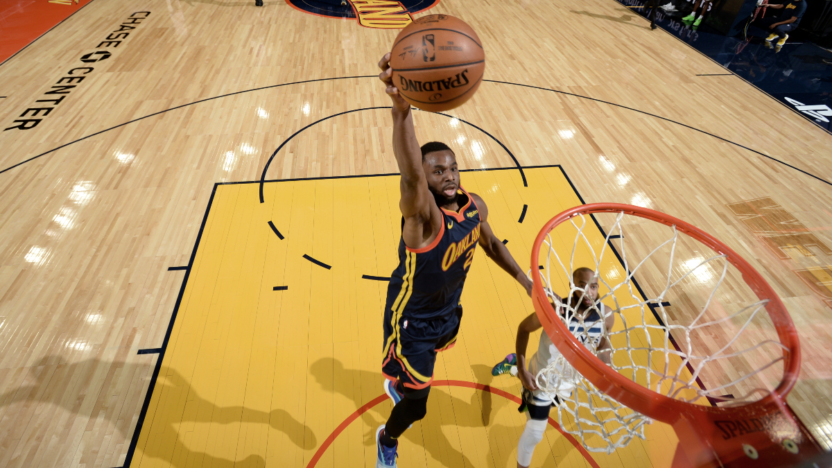 Wiggins Finding His Rhythm With Warriors