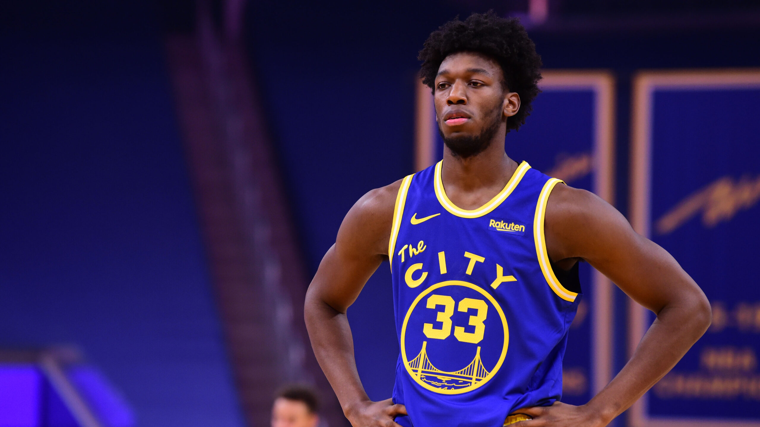 Reports: Warriors' Wiseman out with torn meniscus