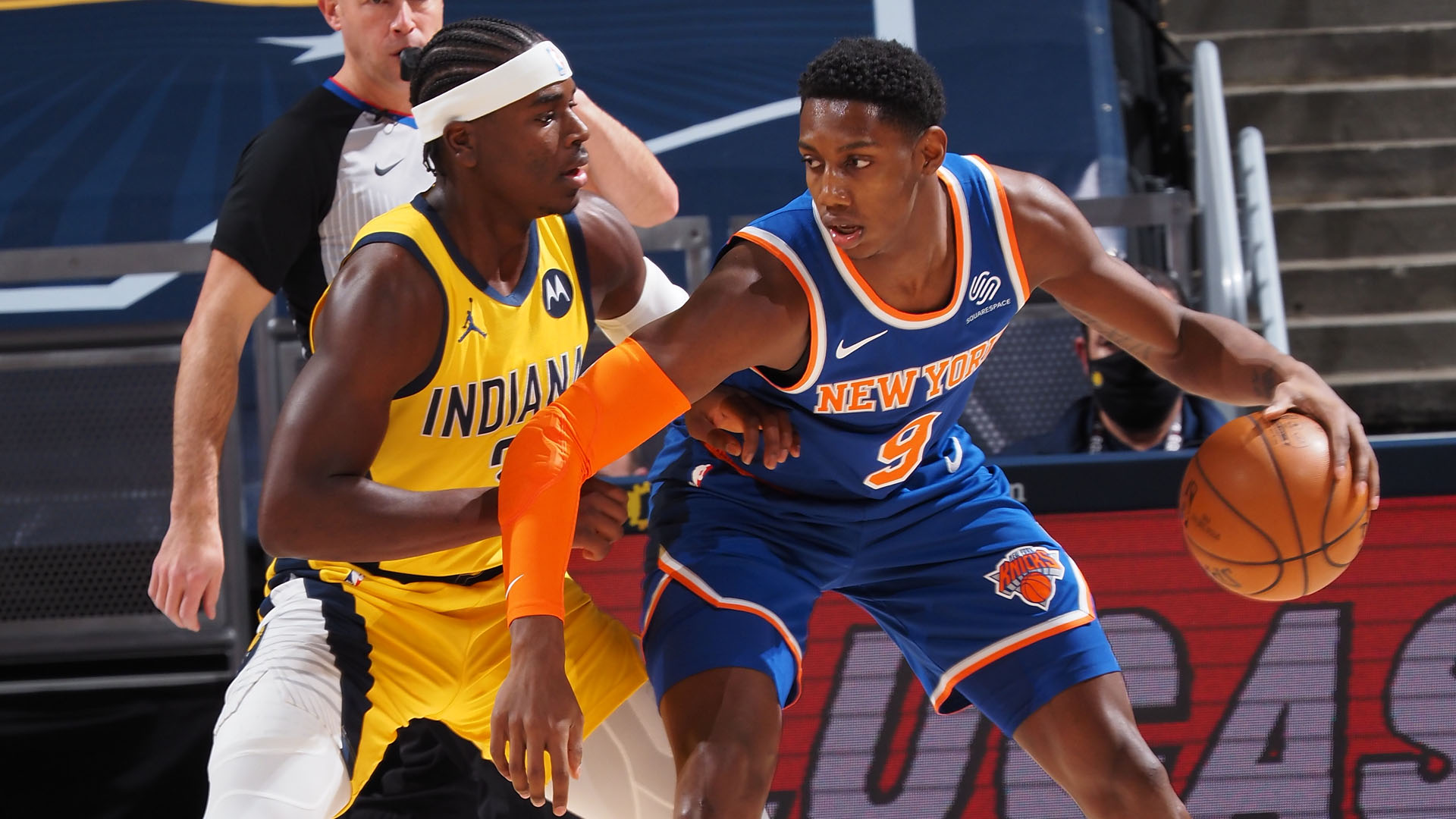 Game Recap: Knicks 106, Pacers 102
