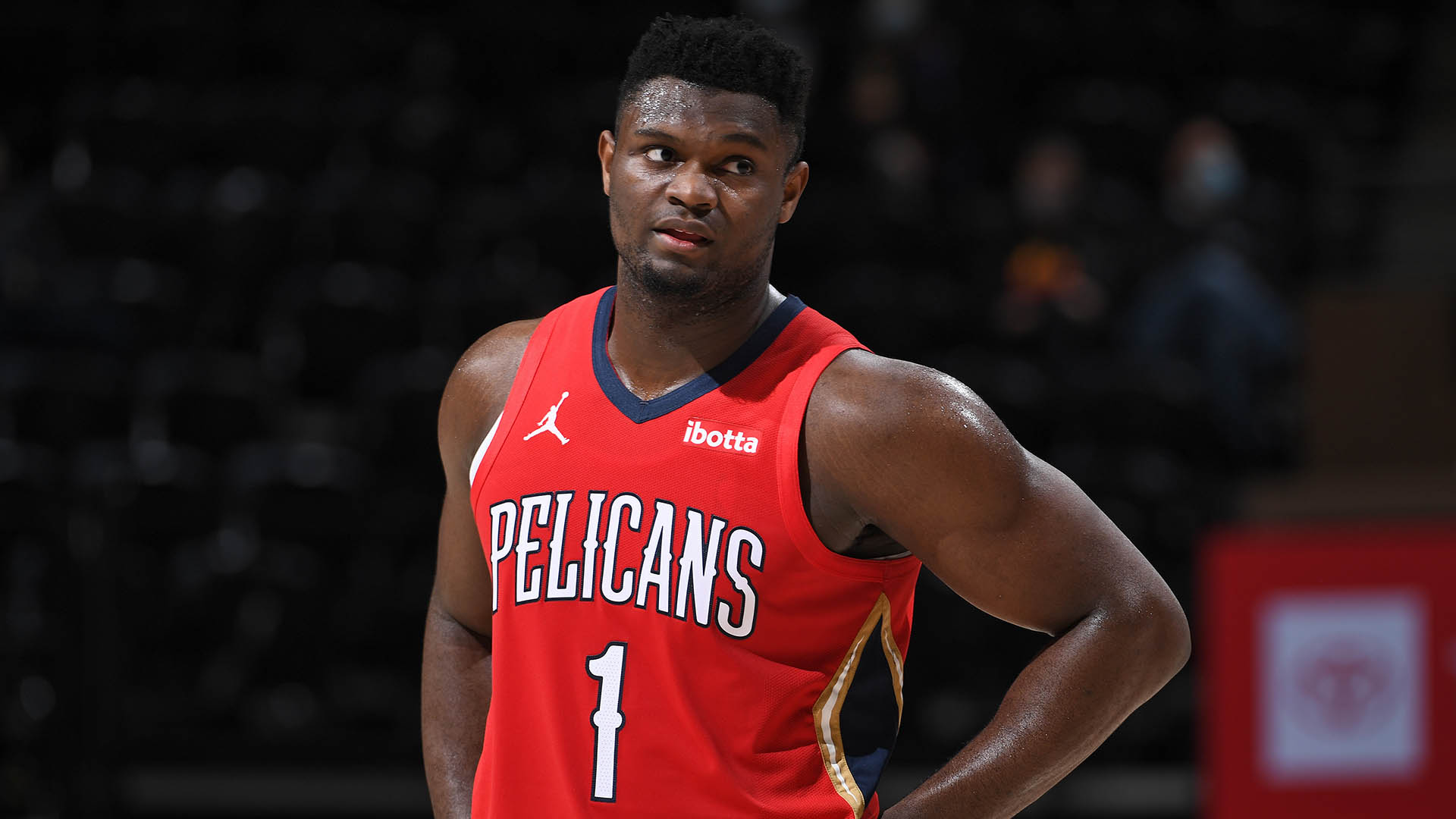 Zion Williamson to replace Joel Embiid in Team Durant starting lineup
