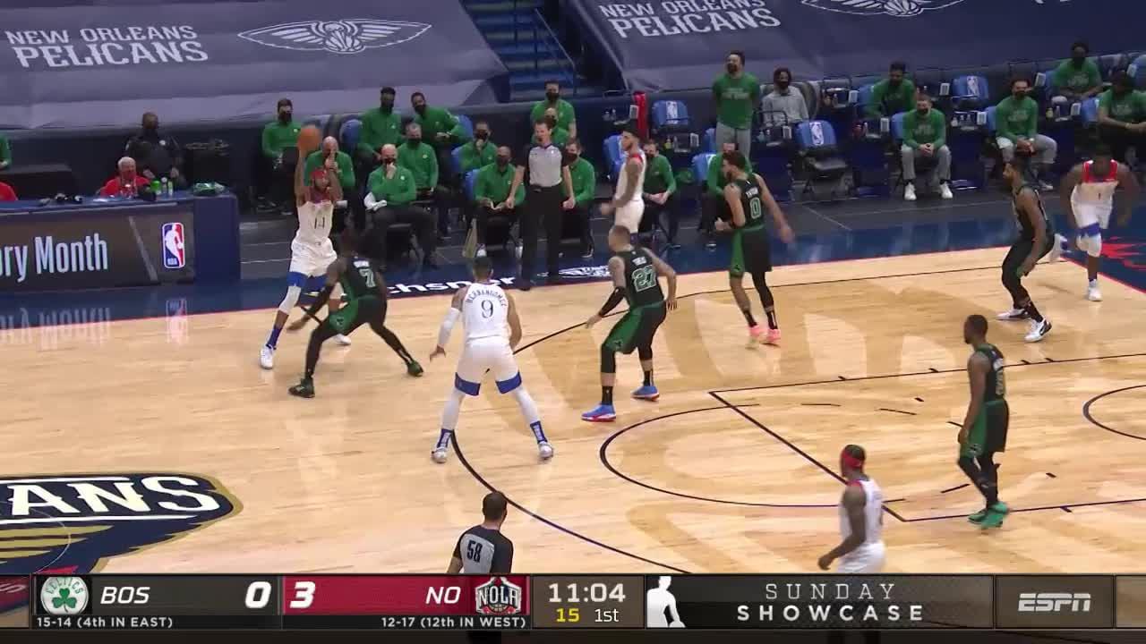Full Game Highlights: New Orleans Pelicans vs. Boston Celtics