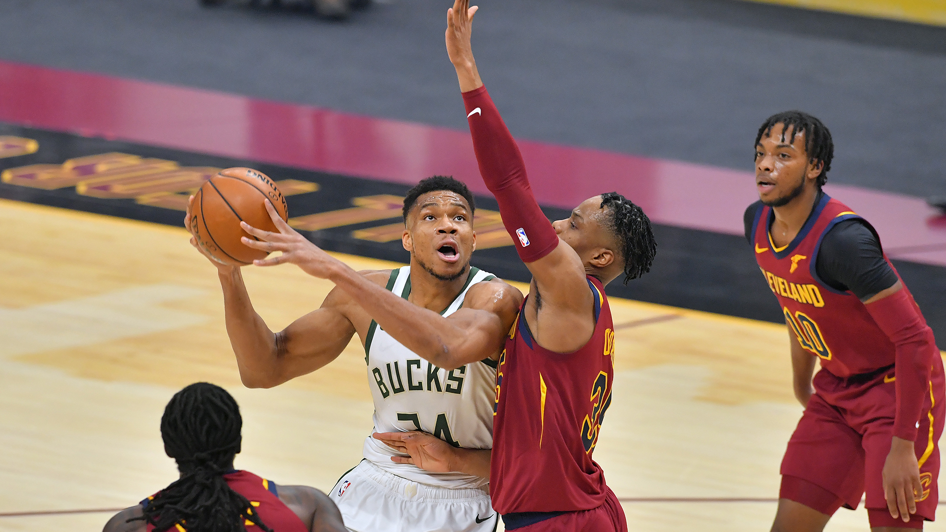 Game Recap: Bucks 123, Cavaliers 105