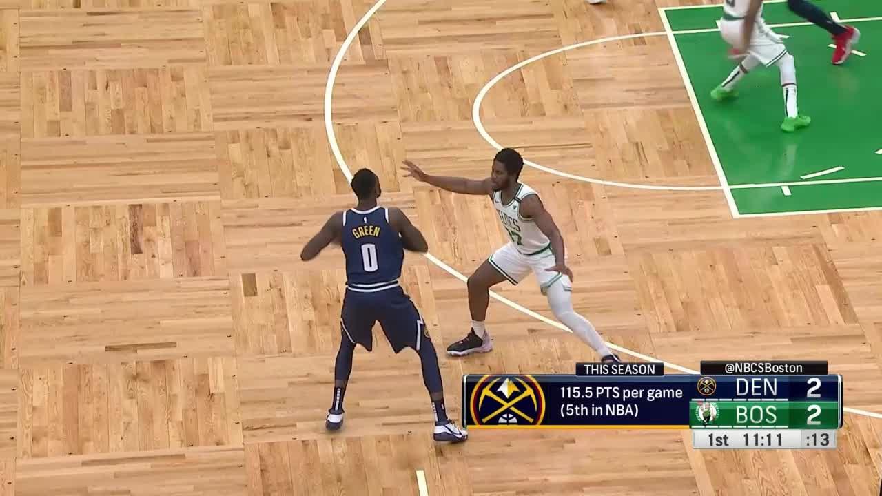 Nikola Jokic (43 points) Highlights vs. Boston Celtics
