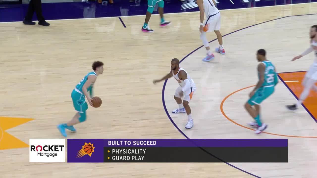 Charlotte Hornets Highlights vs. Phoenix Suns
