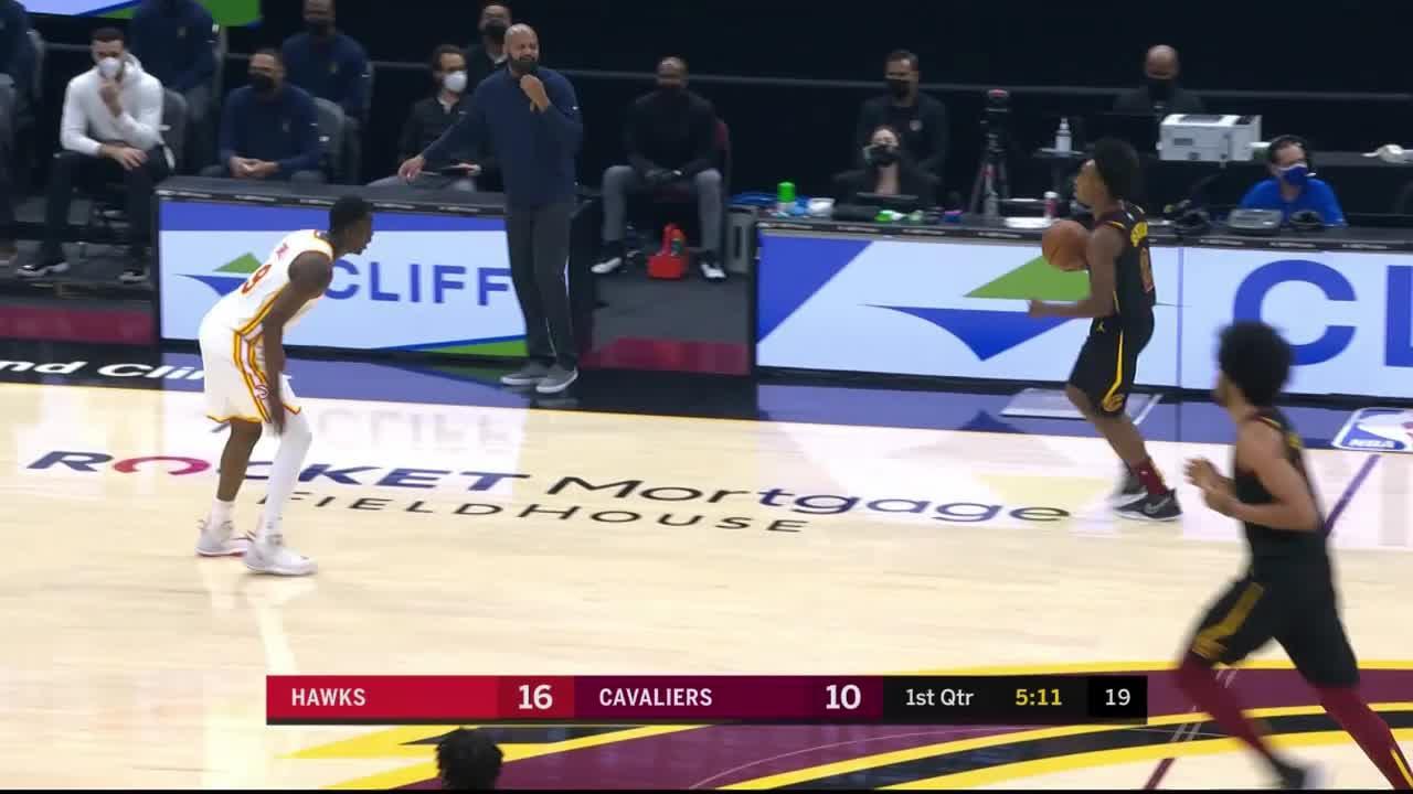 Collin Sexton (29 points) Highlights vs. Atlanta Hawks