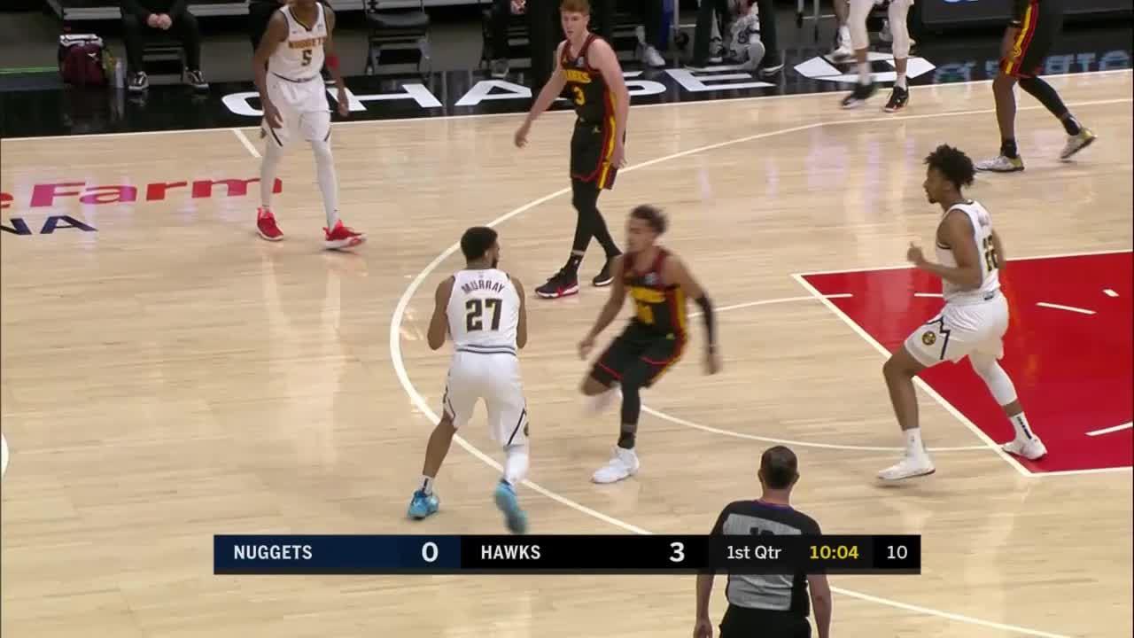 Jamal Murray (30 points) Highlights vs. Atlanta Hawks