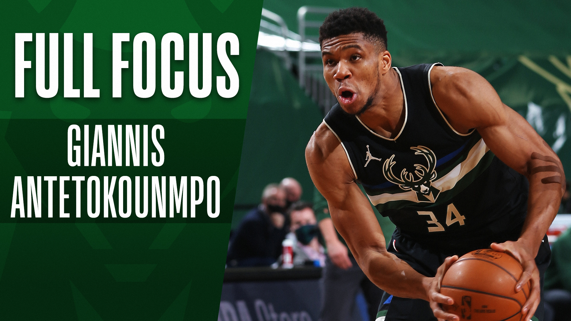 Full Focus: Giannis' triple-double powers Bucks