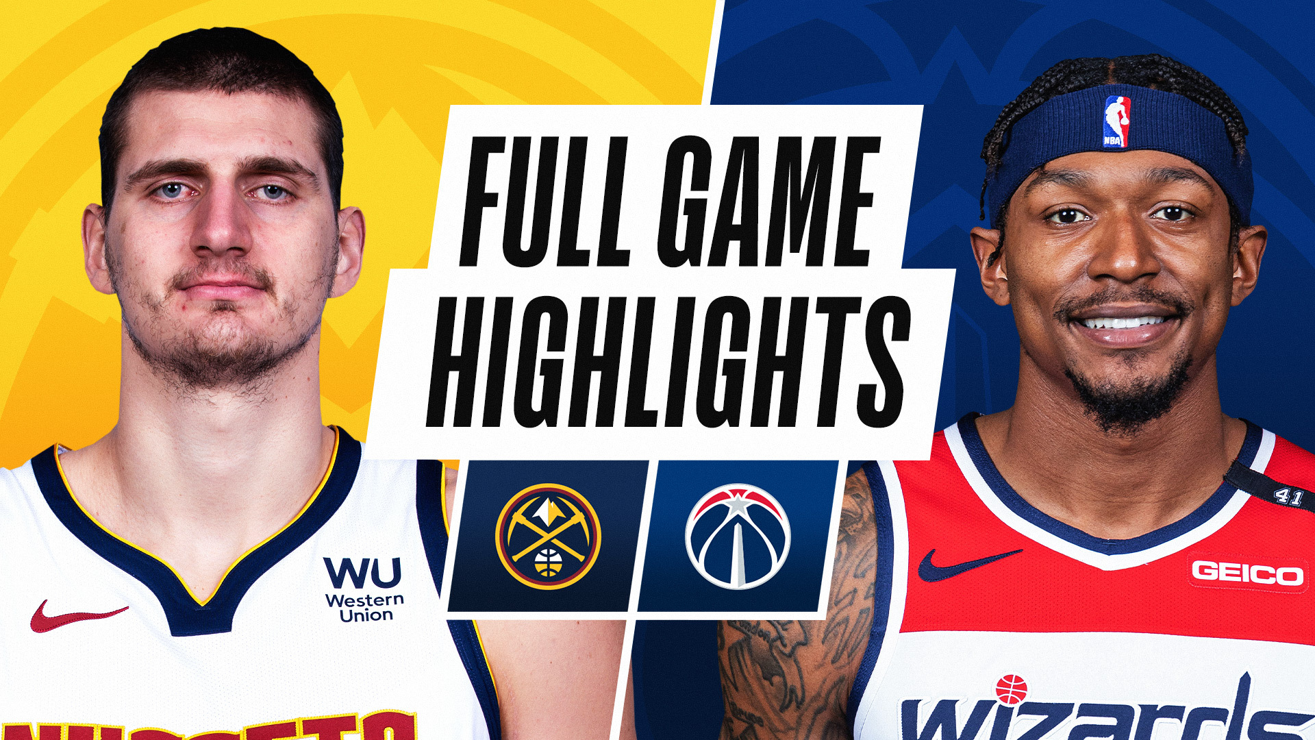 Jokic & Murray's Heroics Fall Short As Wizards Hold Off Nuggets