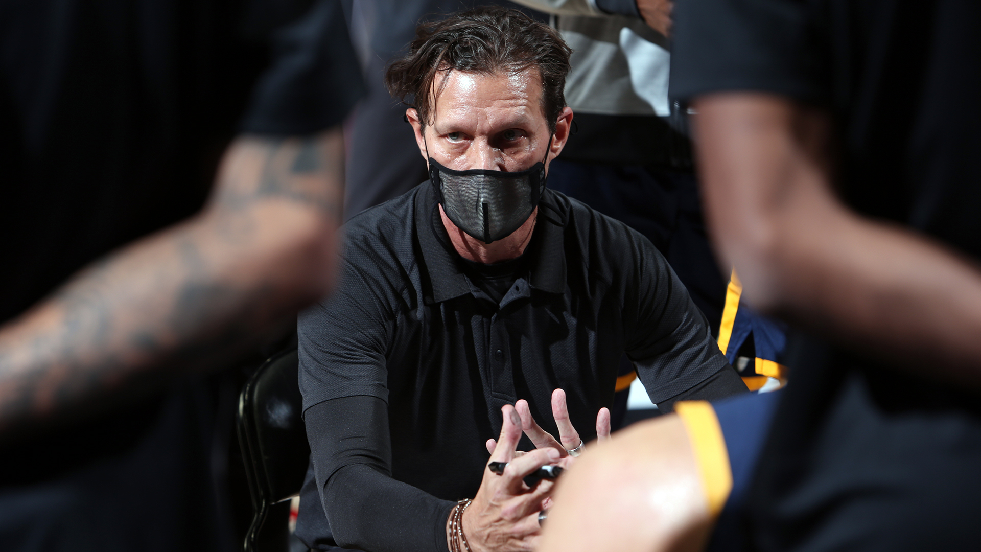 Utah's Quin Snyder earns spot as coach of Team LeBron in 2021 NBA All-Star Game
