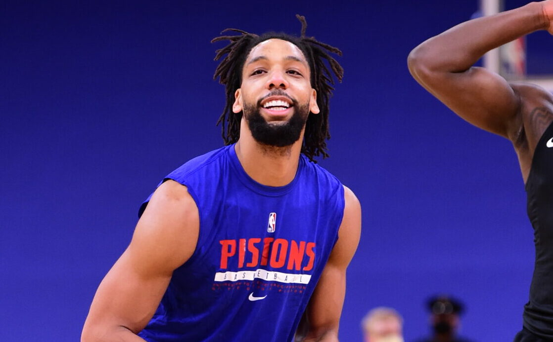 Pistons' Jahlil Okafor (knee) out 6-8 weeks