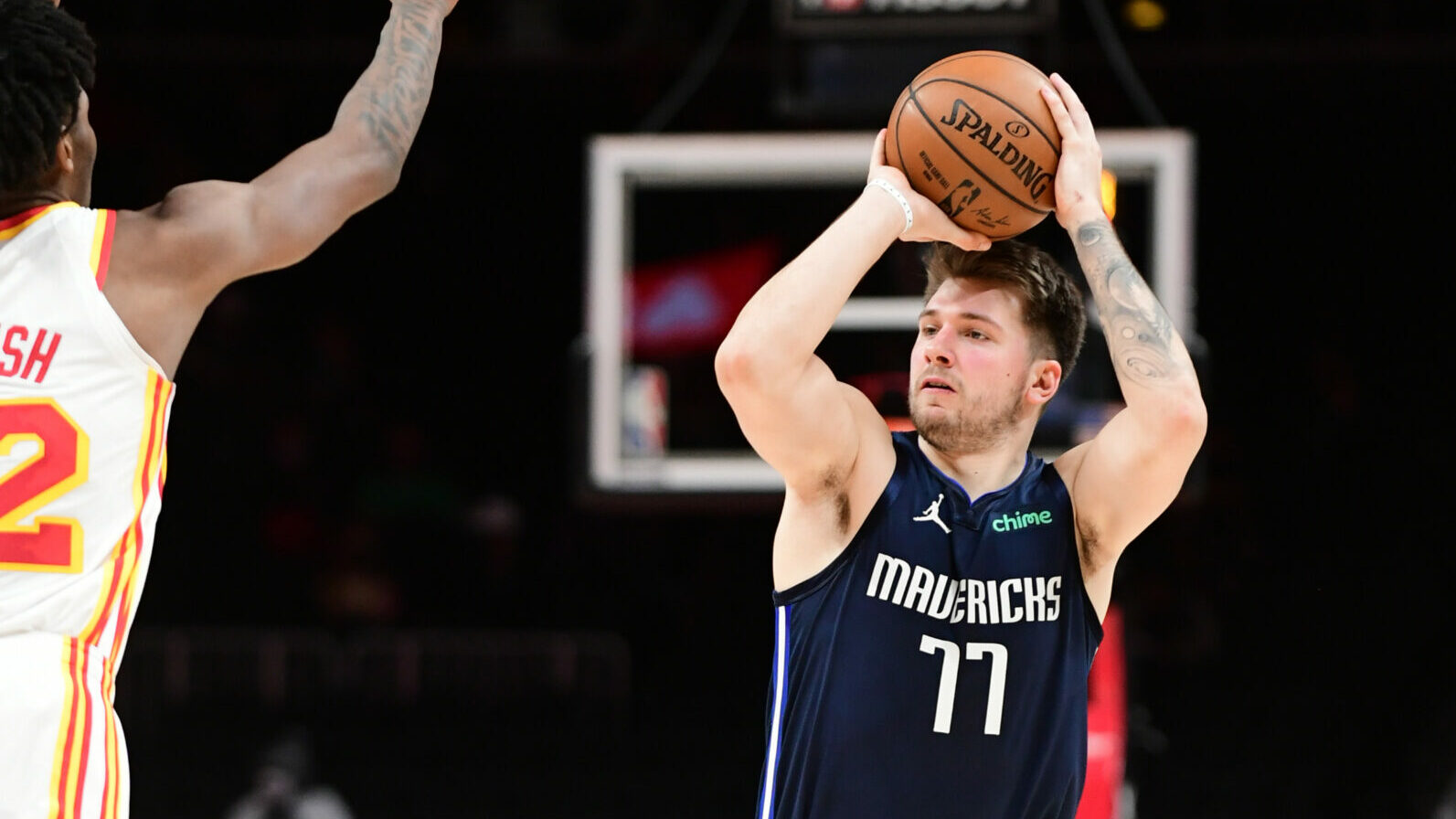 Power Rankings Notebook: Closer look at Luka's 3s