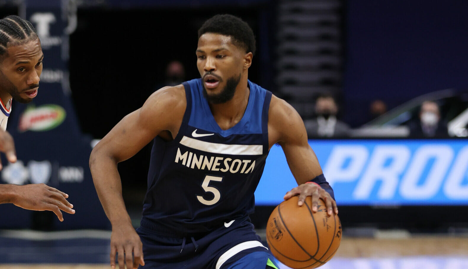 Timberwolves guard Malik Beasley suspended 12 games