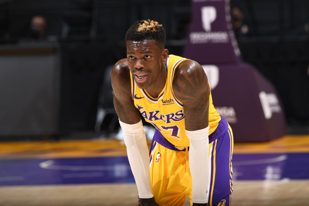 Dennis Schroder misses Nets-Lakers due to Health and Safety Protocols, return timeline unclear