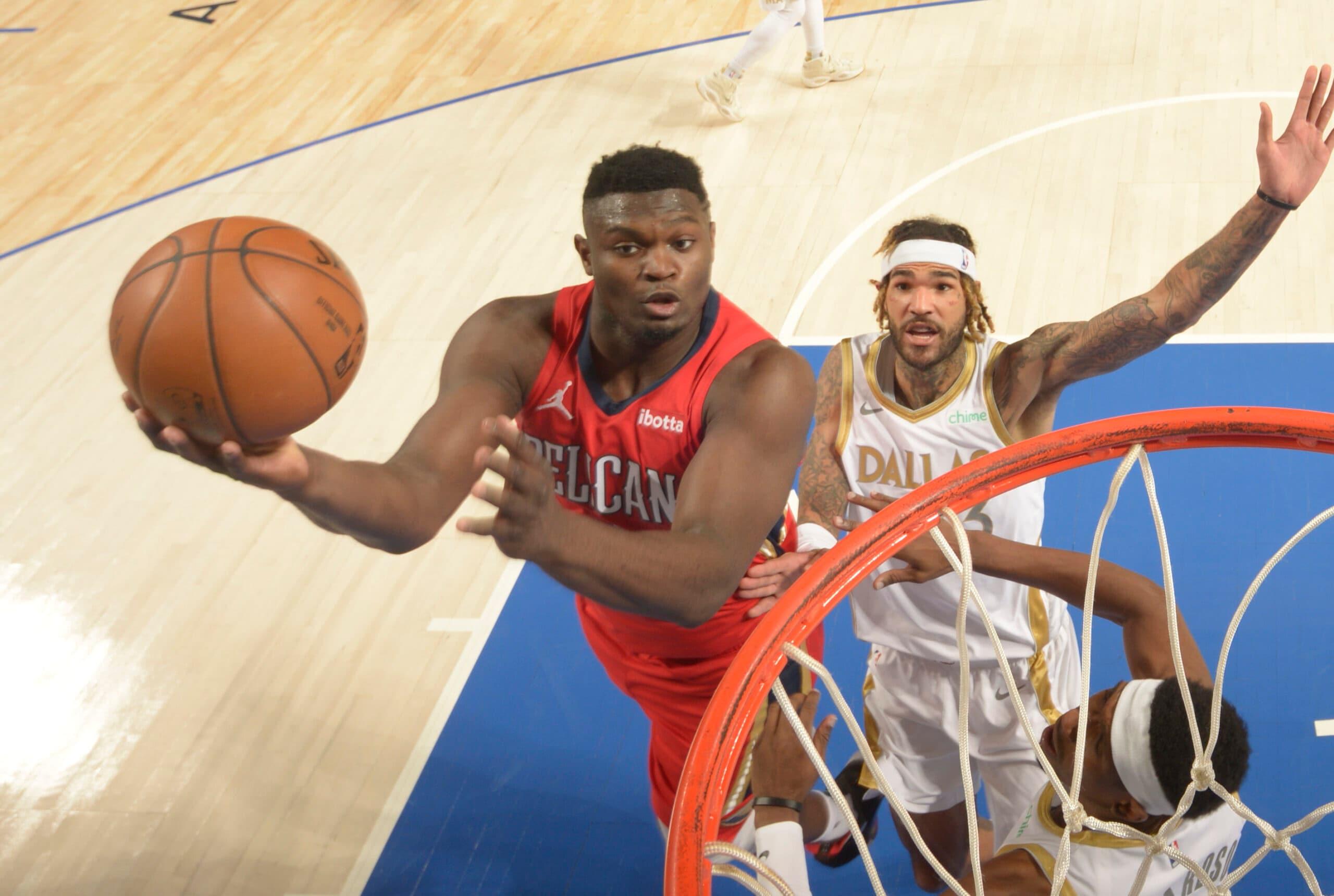 Zion Williamson (36 points) highlights vs. Dallas Mavericks