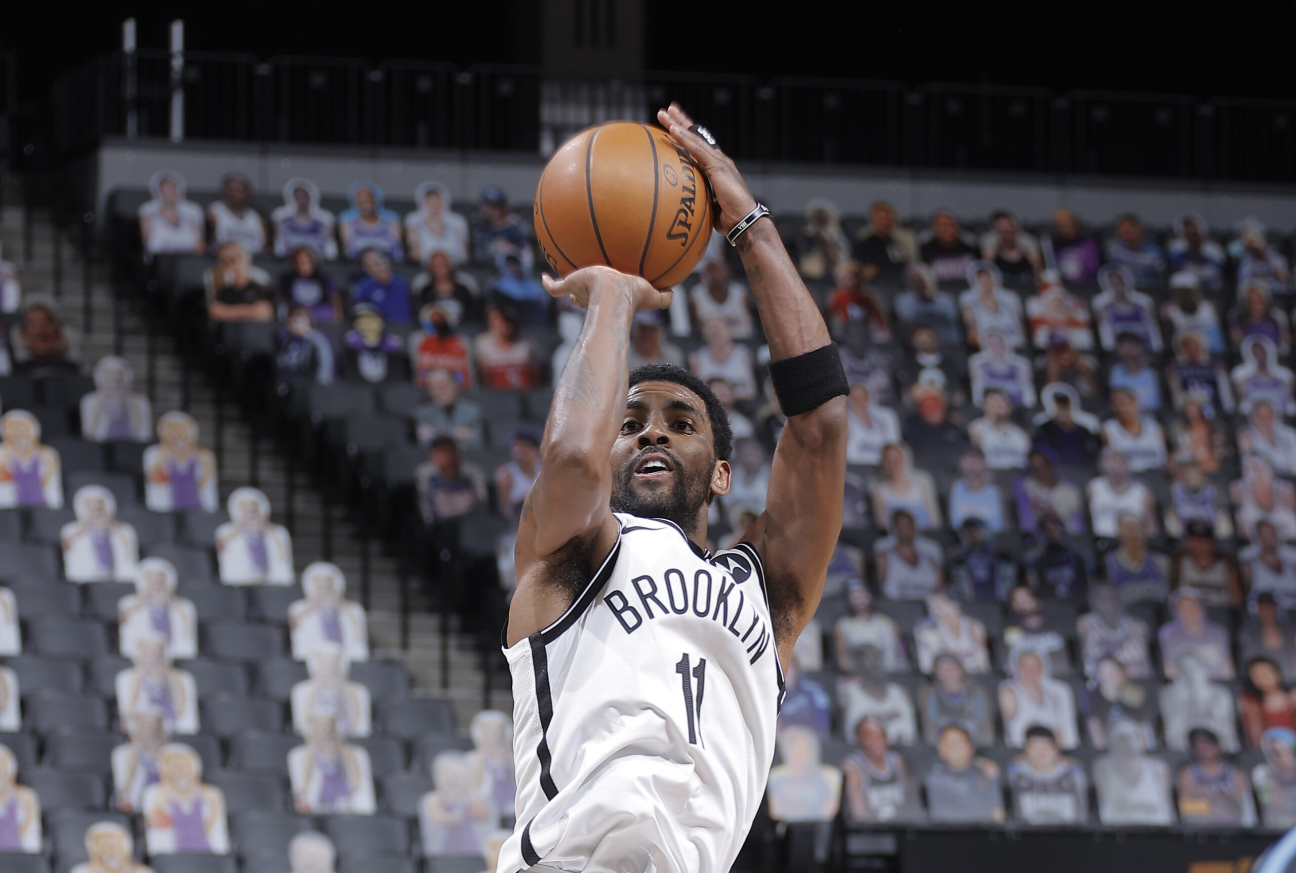 Nets set franchise record in made 3s despite Durant's absence