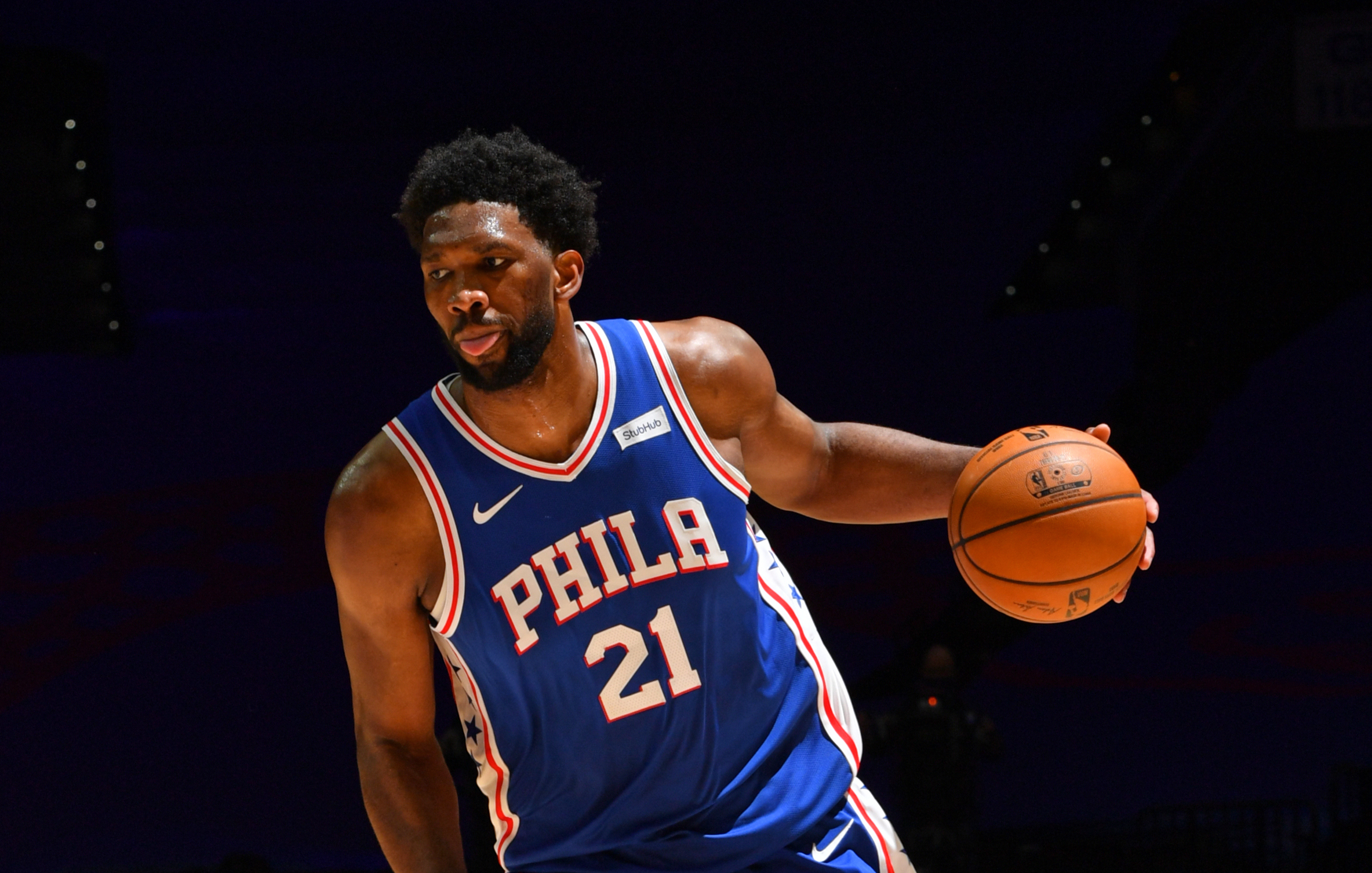Cavs Try To Cool Off Embiid In Philadelphia