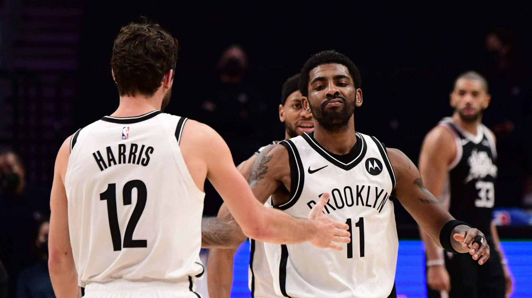 10 takeaways from the Nets' win against the Clippers
