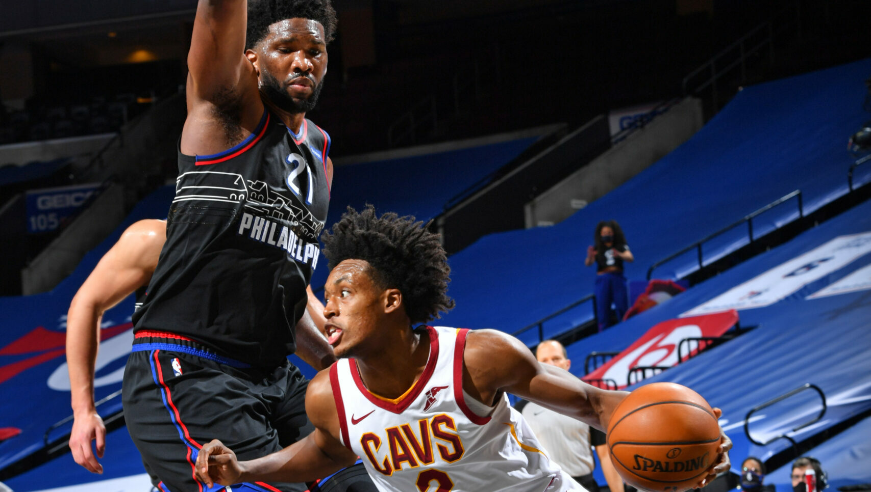 Collin Sexton drops 28 points in win over 76ers