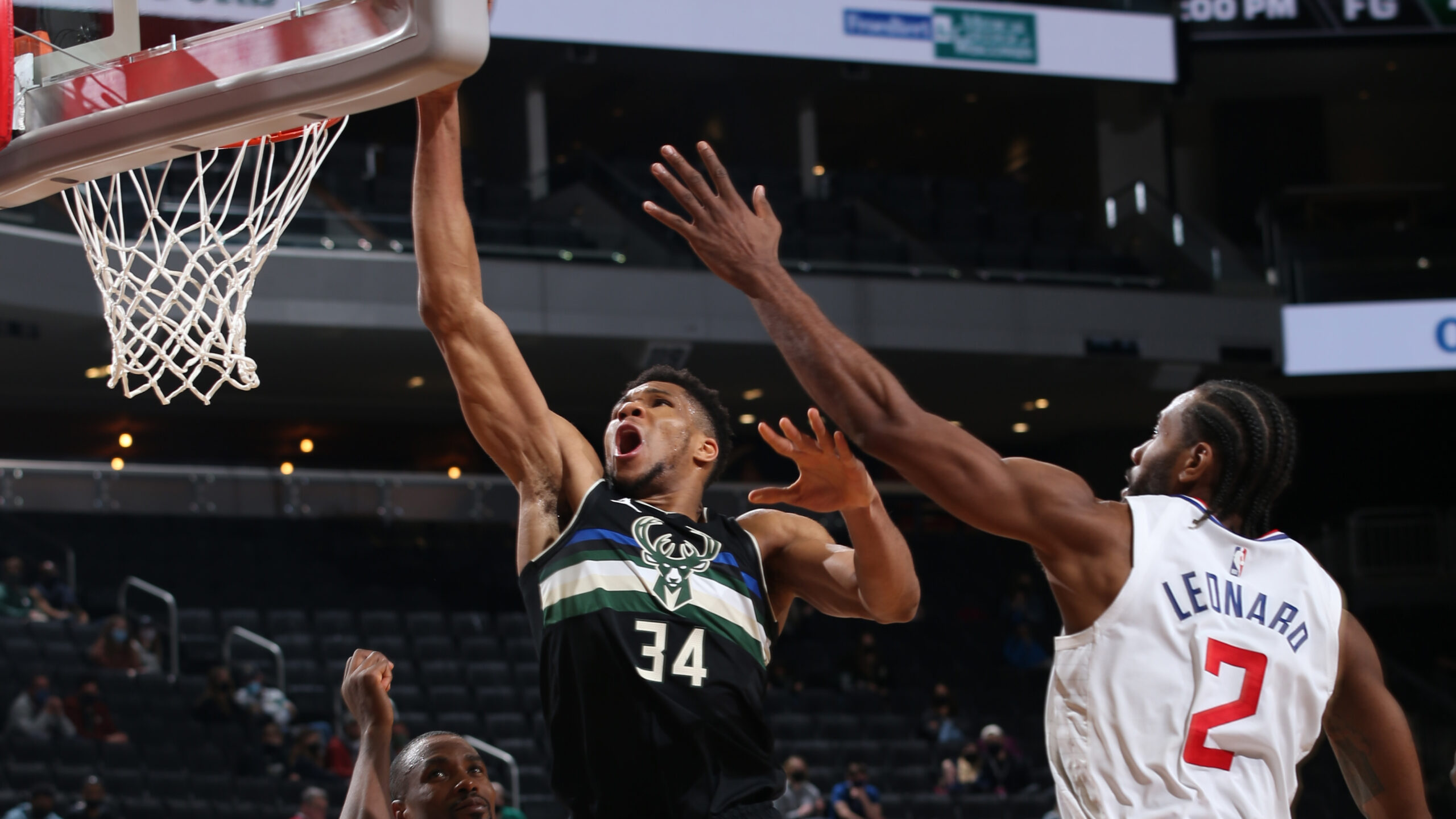 NBATV: Giannis, Bucks top the Clippers