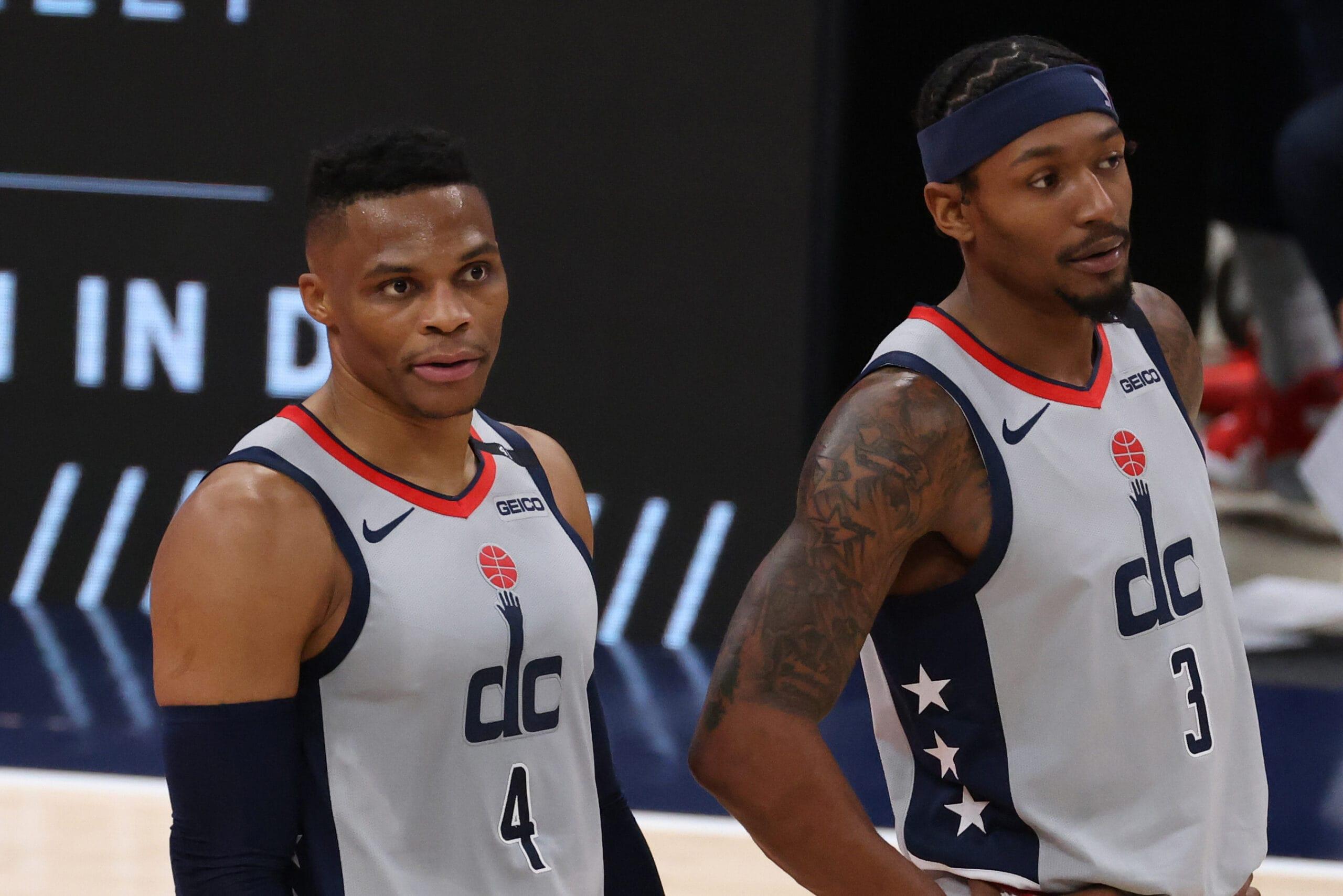 2021 Midseason report: Washington Wizards