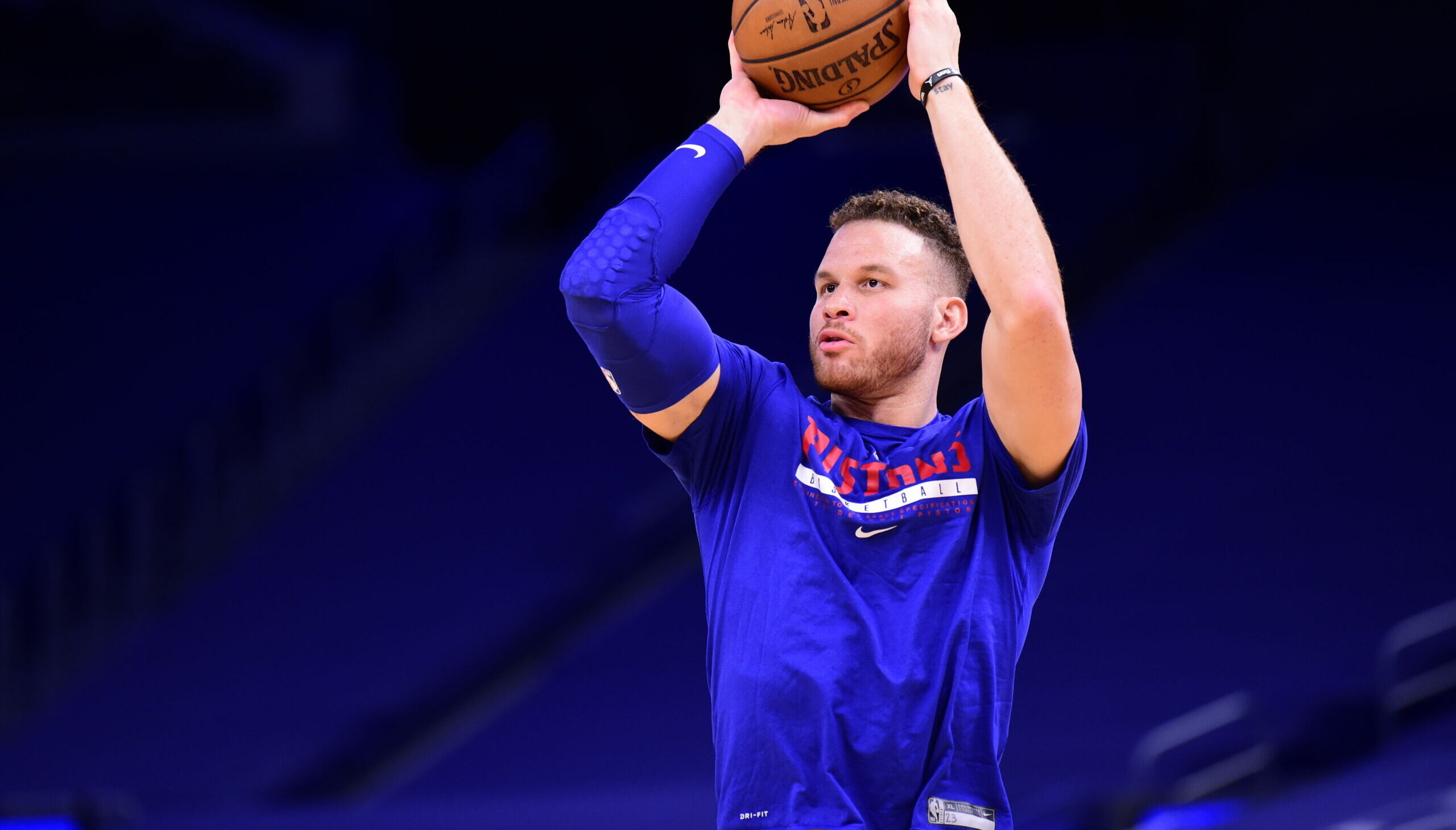 Pistons to sit Blake Griffin as team begins process of moving him